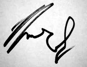 Graphology - the study of handwriting.